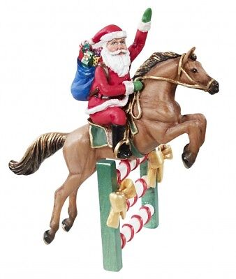 Breyer Ornament 700639 - Santa's Flight - Jumper