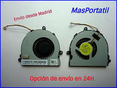 Ventilador / Fan Dell Inspiron 15 Series P/n:753894-001 / Dc2800028C8F0 Fan13