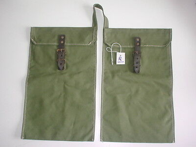 GERMAN ARMY WW2 REPRO RIFL. Gr. CARRY POUCH 2ND PATERN INV# R   Rbnr marked