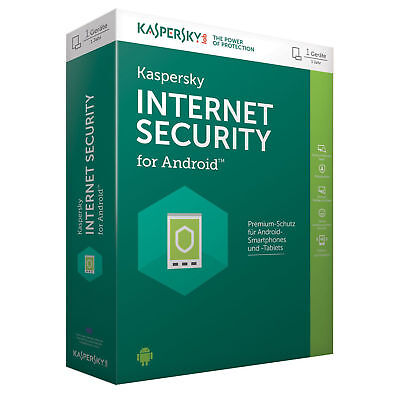 Kaspersky Internet Security for Android | Handy & Tablet | 1PC /Gerät | Download