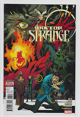 Doctor Strange #13 2016 Marvel VF+