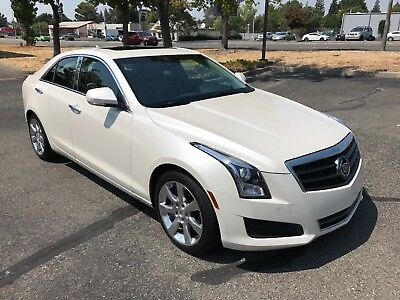 2013 Cadillac ATS 2.5 Luxury Sedan 4-Door 2013 CADILLAC ATS 2.5 LUXURY, 56K MI, DON'T MISS!