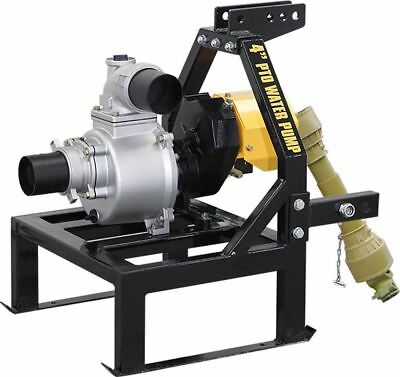 """Sigma Tractor-Driven Operated PTO-Powered Water Pump 4"""" With Gear for Tractor"""