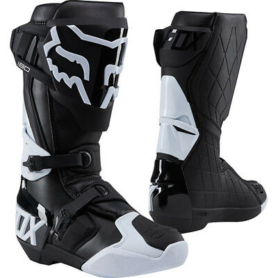 NEW Fox Racing MX 2018 180 Black Adult Dirt Bike Motocross Boots