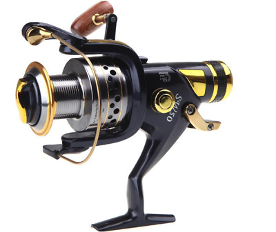 SW50-SW60 New Drag Carp Fishing Reel Left and Right Interchangeable Bearings....