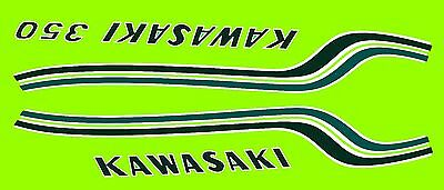 decals kawasaki Big horn 350
