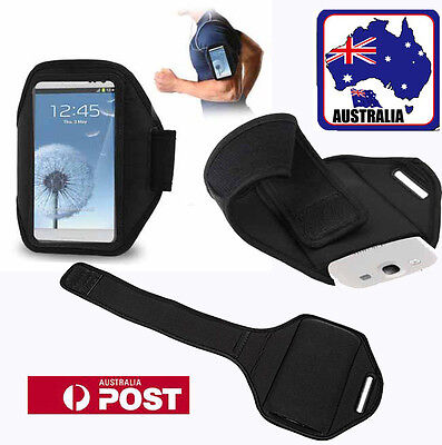 Black Running Sport Armband GYM Skin Case Cover for Apple iphone iphone 6s plus