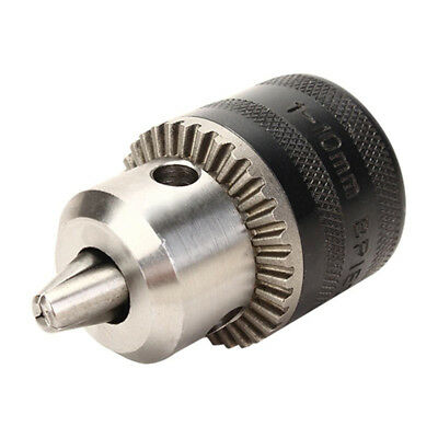 1-10mm 100 Angle GrinderMetal Stable Keyed Drill Chuck Convertor Thread:M10x1.5