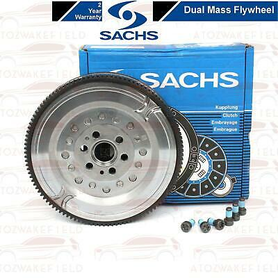 For Vauxhall Insignia 2.0 Cdti A20Dth Oem Sachs Duall Mass Flywheel 160 163 Bhp