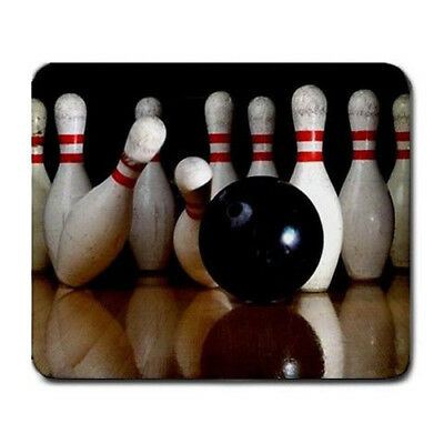 Bowling Large Mousepad Mouse Pad Great Gift Idea