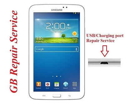 Repair Service for Samsung Galaxy Tab 3 7.0 inch SM-T210 T211 USB Charging Port