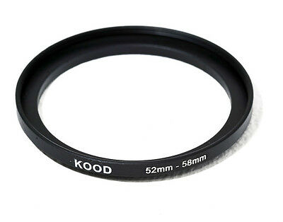 55mm to 58mm  Stepping Ring Filter Ring Adapter Step up 55-58