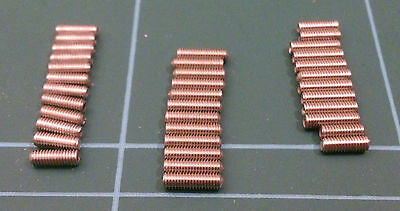 Guitar Saddle Grub Screw Sets (8mm, 10mm and Radiused)