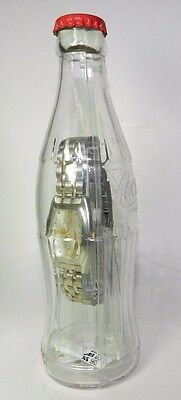 2002 Coca-Cola Watch in a Bottle