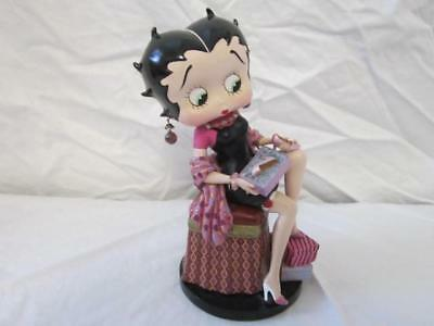 Betty Boop Porcelain The perfect Fit 2006 Danbury Mint collection
