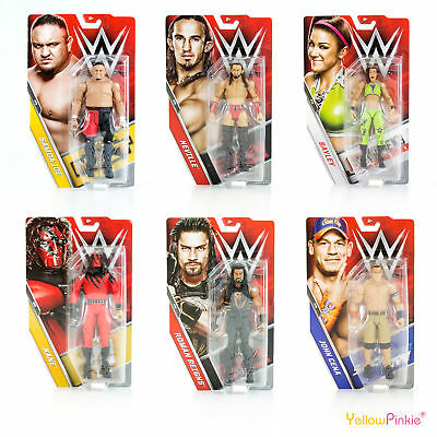 WWE BASIC SERIES #74 Figures