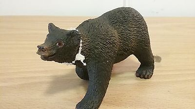 1997 Safari Ltd. Bear/Blackbear Figurine/Toy