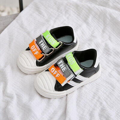 Kids Boy Shoe Toddler Girl Child Infant Baby Sports Walk Shoes Trainers Sneakers