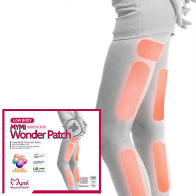 MYMI Wonder Patch Fat Burner Slimming Patch Thigh Weight Loss 18pcs UK