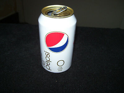 Diet Pepsi Soda Can~Caffeine Free~Independent Bottlers~Pepsico~Purchase NY~2011