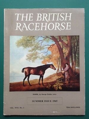 Horse racing magazine the british racehorse summer 1976 for Negative show pool horse racing