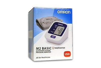 Omron M2 Basic Upper Arm Blood Pressure Monitor Top Quality