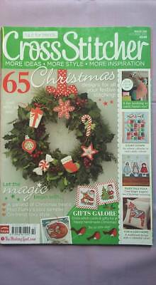 Cross Stitcher Magazine - Issues 250 to 299  Choose Your Issue tatty christmas