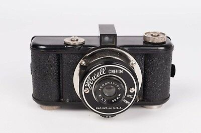 Fowell Cinefilm  bakelite camera made in Spain.