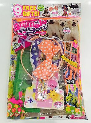 Animals And You Magazine #202 - 9 FREE GIFTS! (NEW)