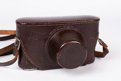 Leica Ever-ready case for  IIIg 3/8 tripod screw
