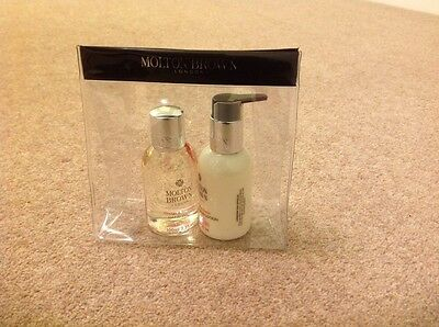 Molton Brown Orange & Bergamot Hand Wash & Hand Lotion Set 100Ml Bnib