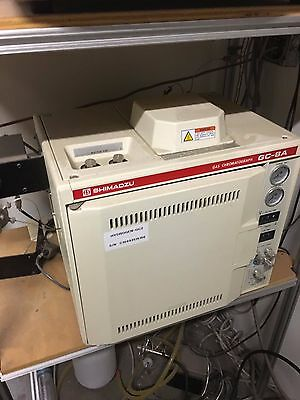 Shimadzu GC-8A TCD Gas Chromatograph GC - Several Available