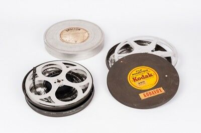 Film Metal Spool/Reel  + storage can