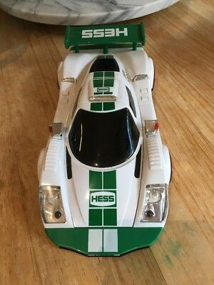 2009 Hess Toy Race Car With Lights And Sound