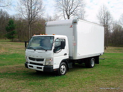 Mitsubishi Fuso FE125 Canter w/ 20k ORIGINAL MILES - WARRANTY - Almost New!!