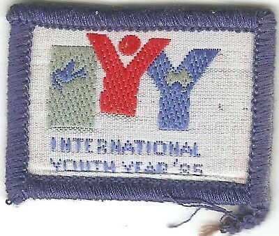 Girl Guides International Youth Year  1985