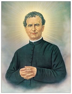 DON BOSCO - Don Bosco (Decorative Panel 30x40 cm)