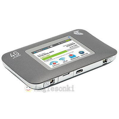 UNLOCKED AirCard 782S(AC782S) LTE 4G Mobile Broadband Hotspot WiFi Modem Router
