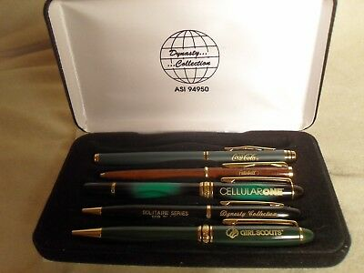 Dynasty Collection Pen Sample Kit From 1990's