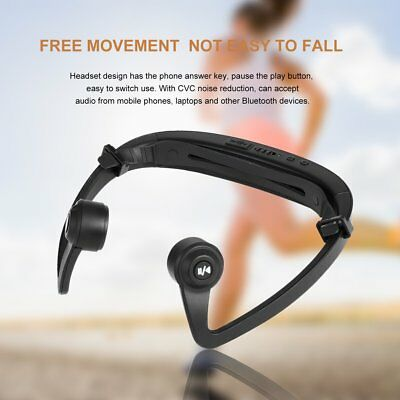 Sport Conduction Bluetooth Headset LF-V9 Movement Wireless Comfortable WS
