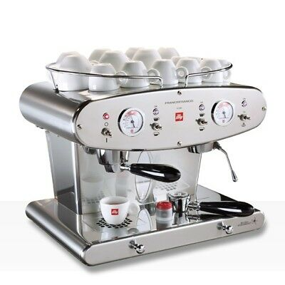 illy FrancisFrancis! X2.2 Twin Group Iperespresso Professional