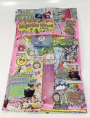 The Official Jacqueline Wilson Mag Magazine #114 - AMAZING FREE GIFTS! (NEW)