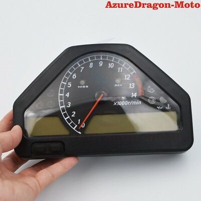 New For 04-07 Honda CBR 1000RR Gauges Speedometer Odometer Tachometer