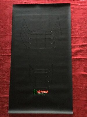 Monster Style Motorcycle / Motorbike / Dirtbike / Pitbike / Quad Seat Covering