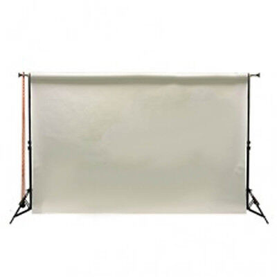 Double Paper Roll Background Backdrop Stand 2.8m (H)