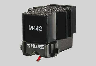 Shure M44G DJ Phono Cartridge Element Tonabnehmersystem Turntable No Stylus M447