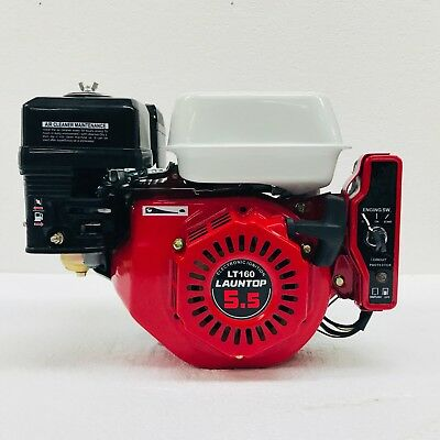 5.5Hp LT160Q1E PETROL ENGINE ELECTRIC START REPLACEMENT FOR HONDA GX160