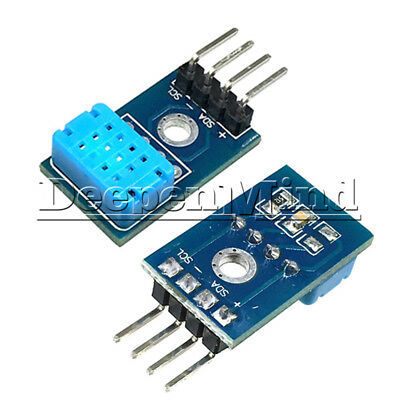 Digital DHT12 Temperature &Humidity Single Bus I2C Replace DHT11 Module