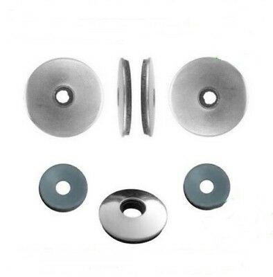 Stainless steel Sealing washers EPDM V2A all sizes M4 - M5 - M6 - M8 - M10 - M12