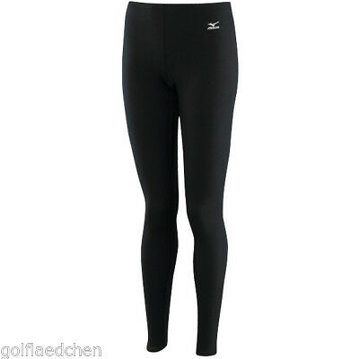 Mizuno Breath Thermo Long Tight Damen Hose Unterwäsche/ Underwear - UVP 59€ SALE